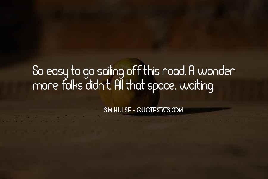 Easy Go Quotes #15054