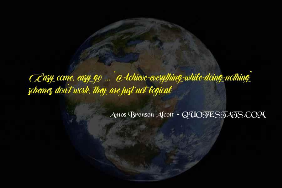 Easy Go Quotes #174851