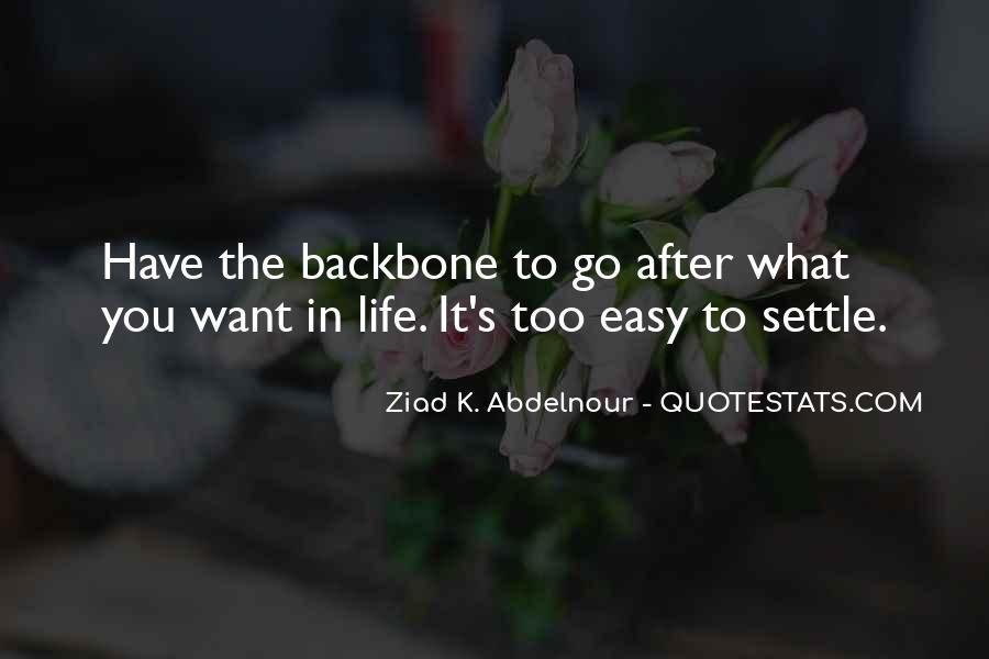Easy Go Quotes #203828