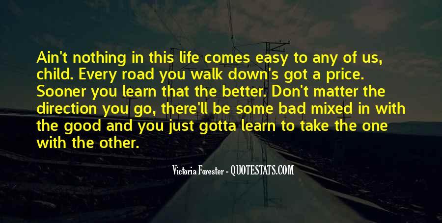 Easy Go Quotes #210681