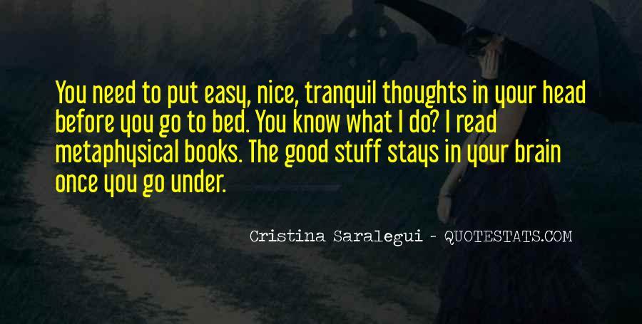Easy Go Quotes #221355