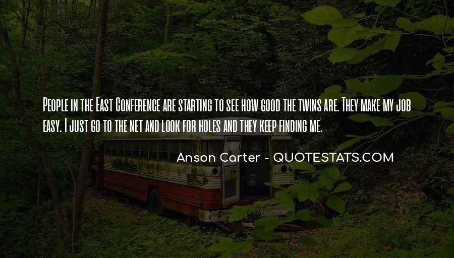 Easy Go Quotes #234196