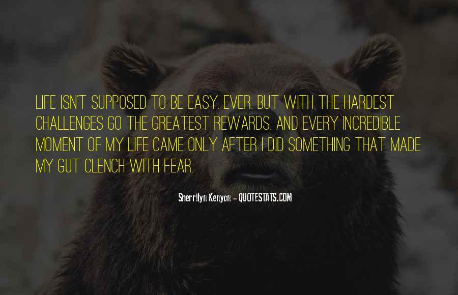 Easy Go Quotes #271385