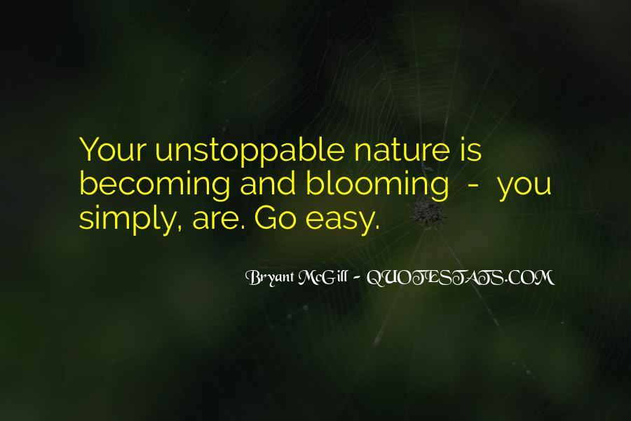 Easy Go Quotes #286609