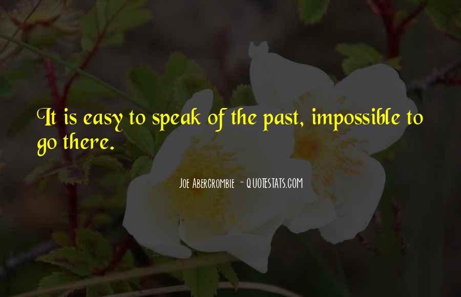 Easy Go Quotes #35917