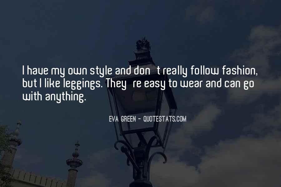 Easy Go Quotes #4308