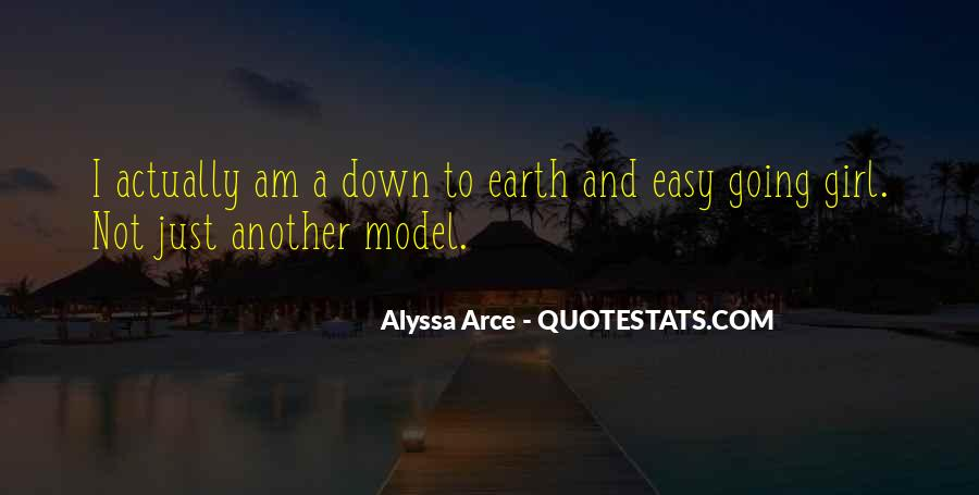 Easy Going Girl Quotes #1008194