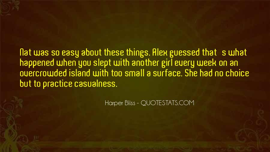 Easy Going Girl Quotes #445104