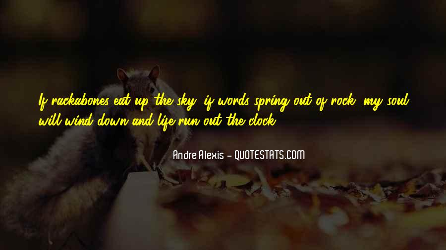 Eat And Run Quotes #1414721