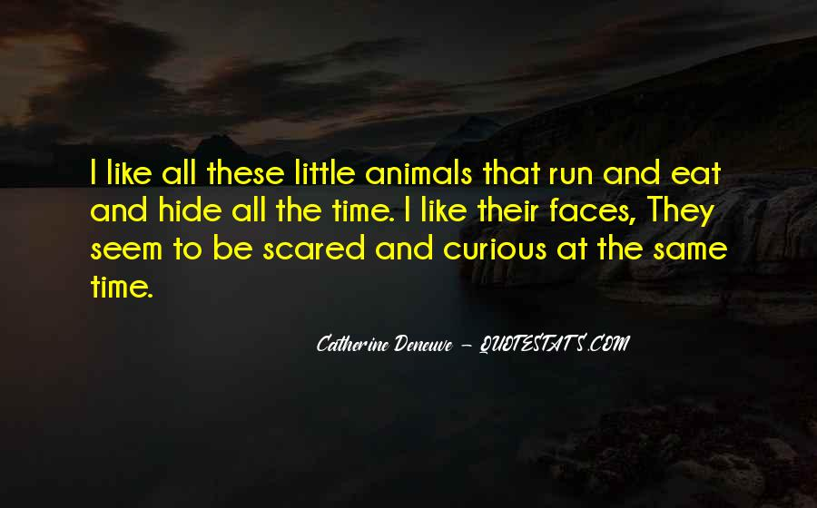 Eat And Run Quotes #1421663