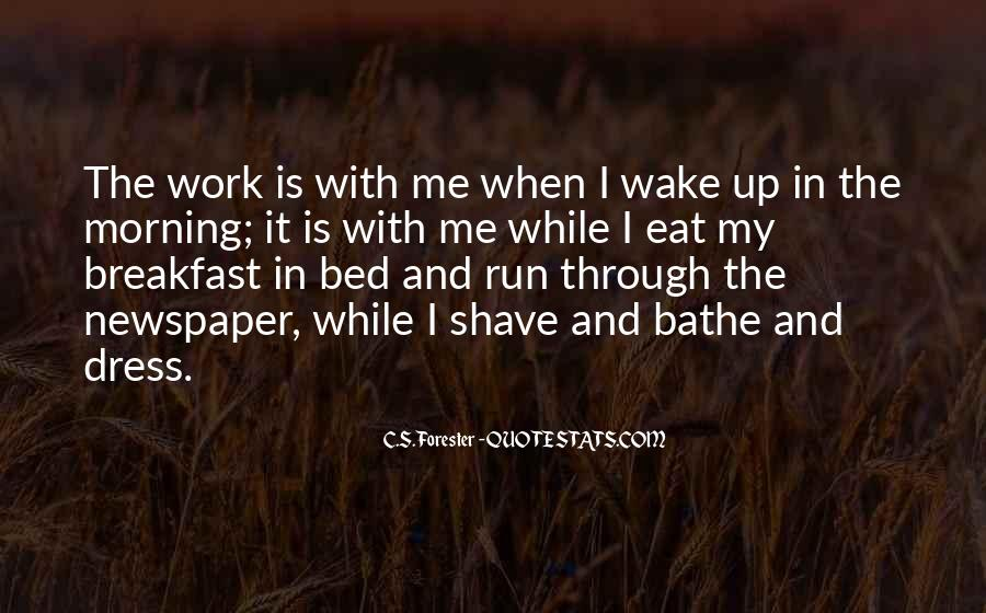 Eat And Run Quotes #1512954
