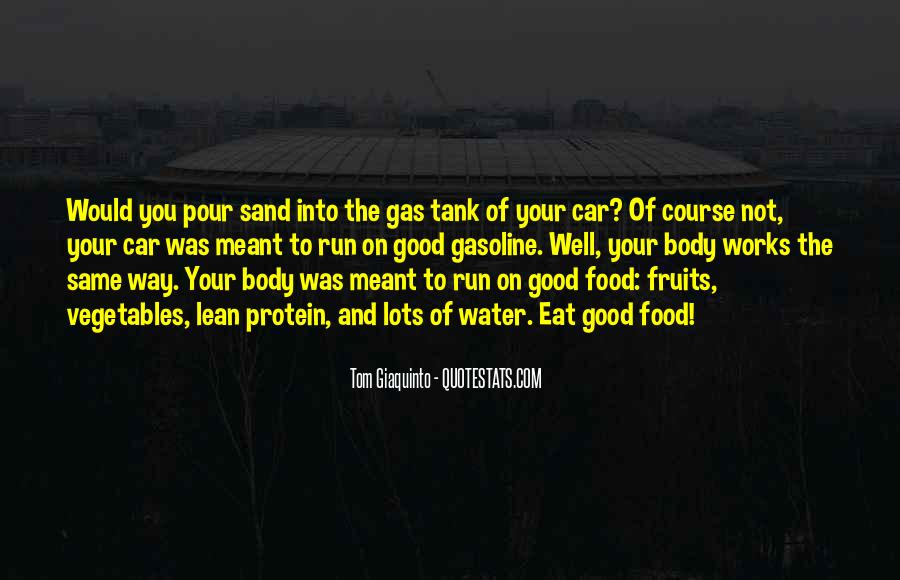 Eat And Run Quotes #27355