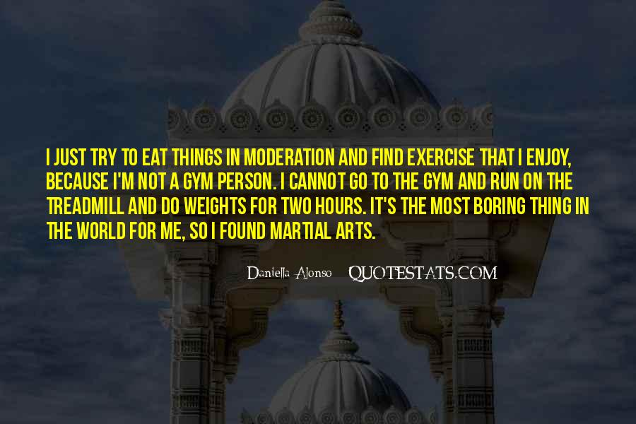 Eat And Run Quotes #764785