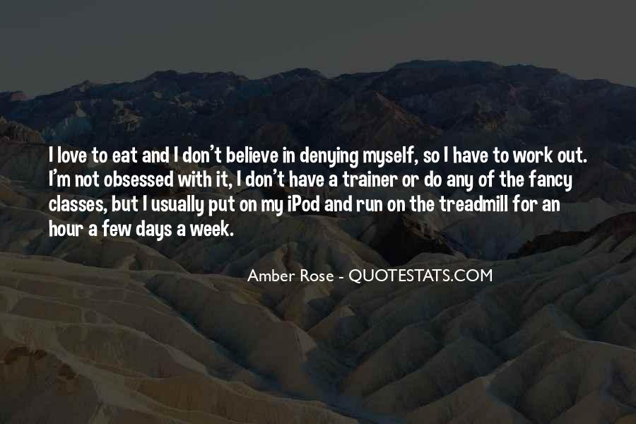 Eat And Run Quotes #908320