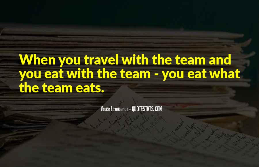 Eat Well Travel Often Quotes #662887