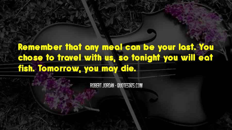 Eat Well Travel Often Quotes #807655