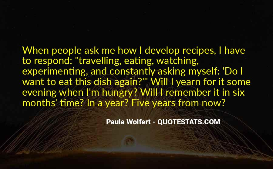 Eat Well Travel Often Quotes #963515