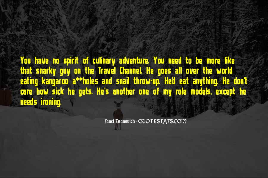 Eat Well Travel Often Quotes #998275