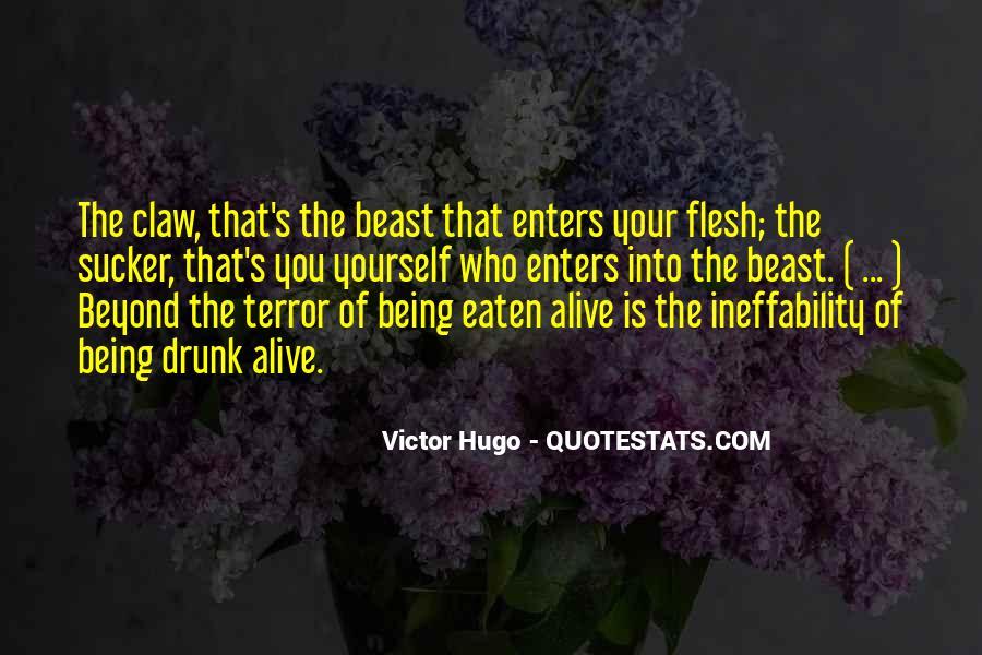 Eaten Alive Quotes #123735
