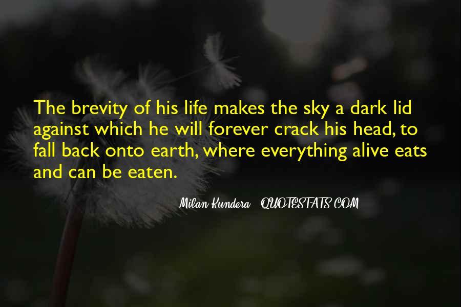 Eaten Alive Quotes #1801461