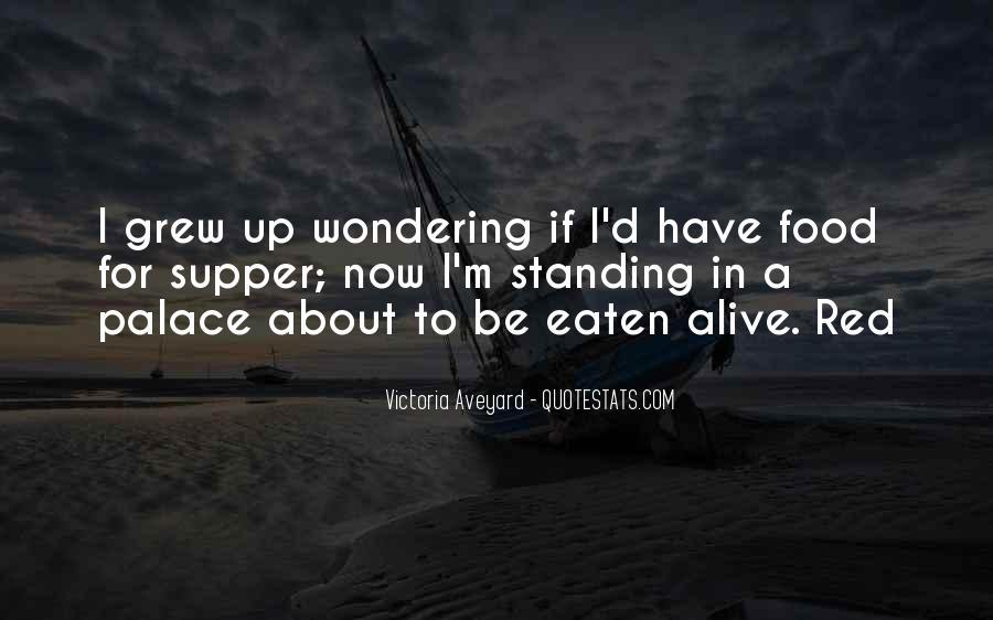Eaten Alive Quotes #313346