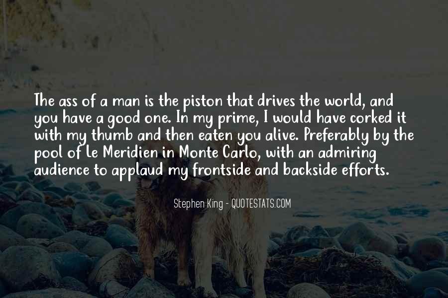 Eaten Alive Quotes #503300