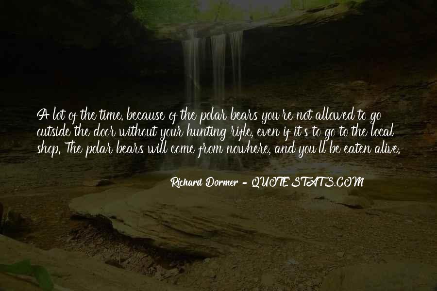 Eaten Alive Quotes #528962