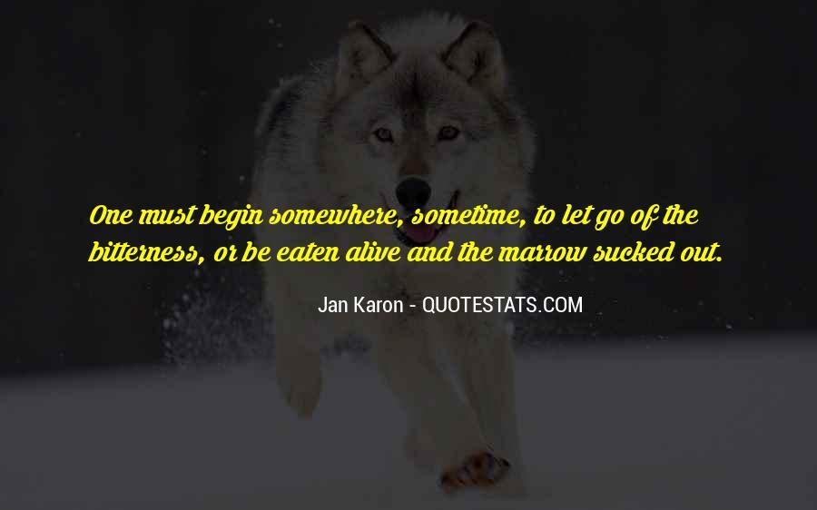 Eaten Alive Quotes #599195