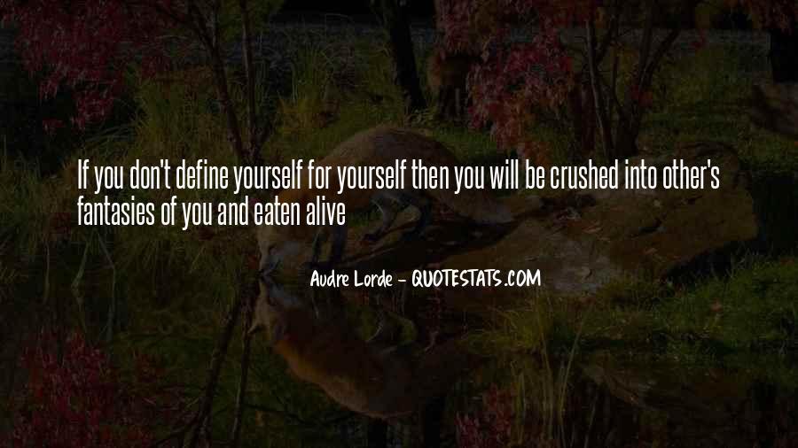 Eaten Alive Quotes #871226