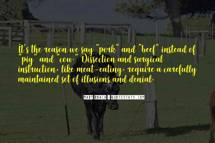 Eating Like A Pig Quotes #1523737