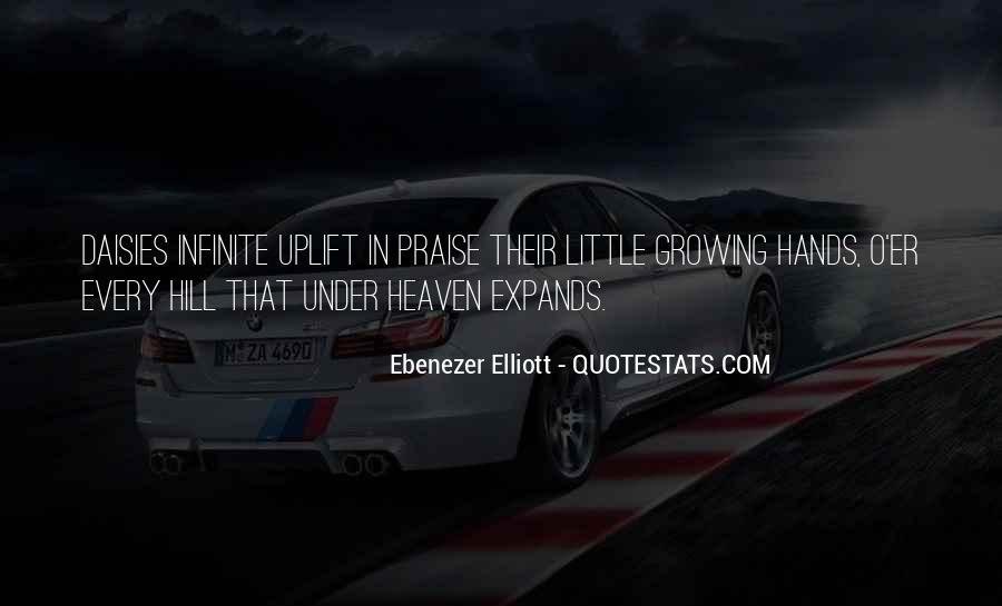 Ebenezer Quotes #481998
