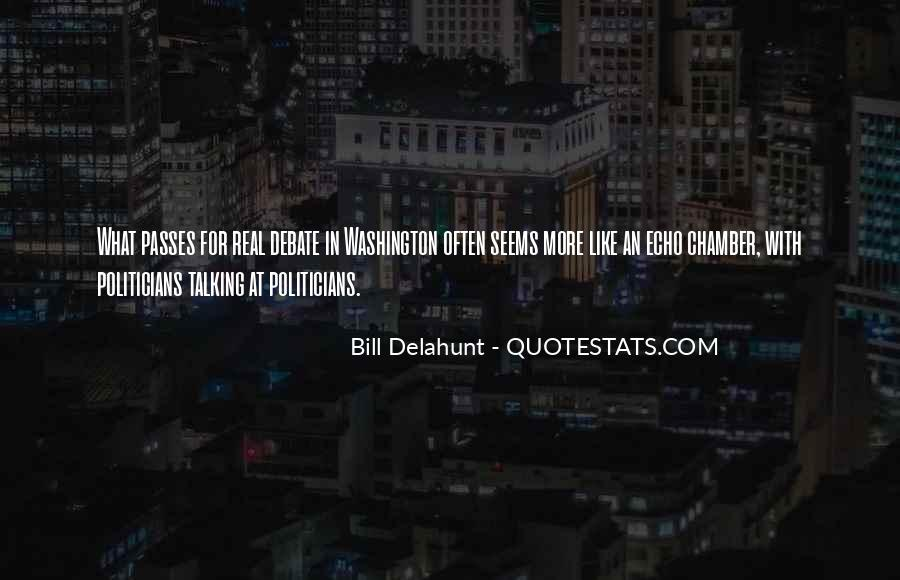 Echo Chamber Quotes #1486831