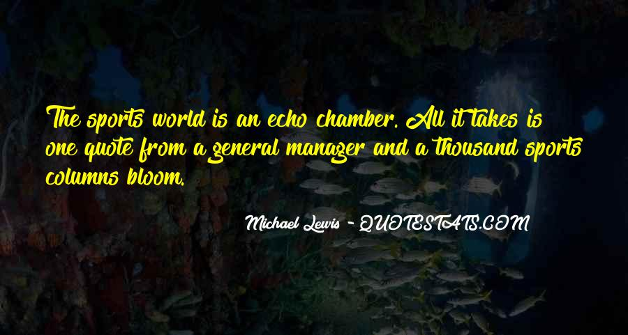 Echo Chamber Quotes #803010