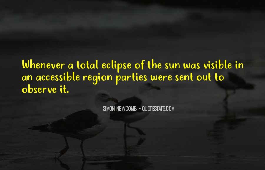 Eclipse Quotes #140739