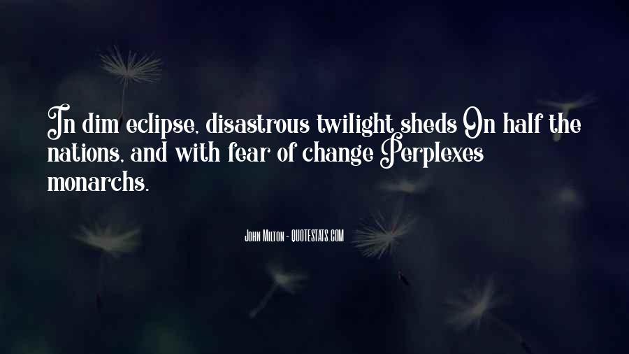 Eclipse Quotes #152414