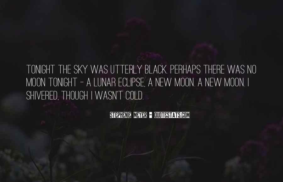 Eclipse Quotes #181768