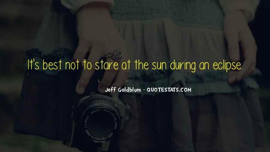 Eclipse Quotes #183809