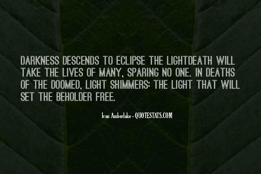 Eclipse Quotes #214018