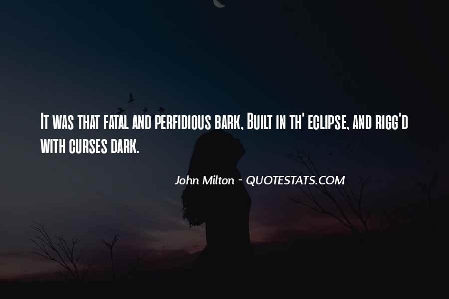 Eclipse Quotes #488918