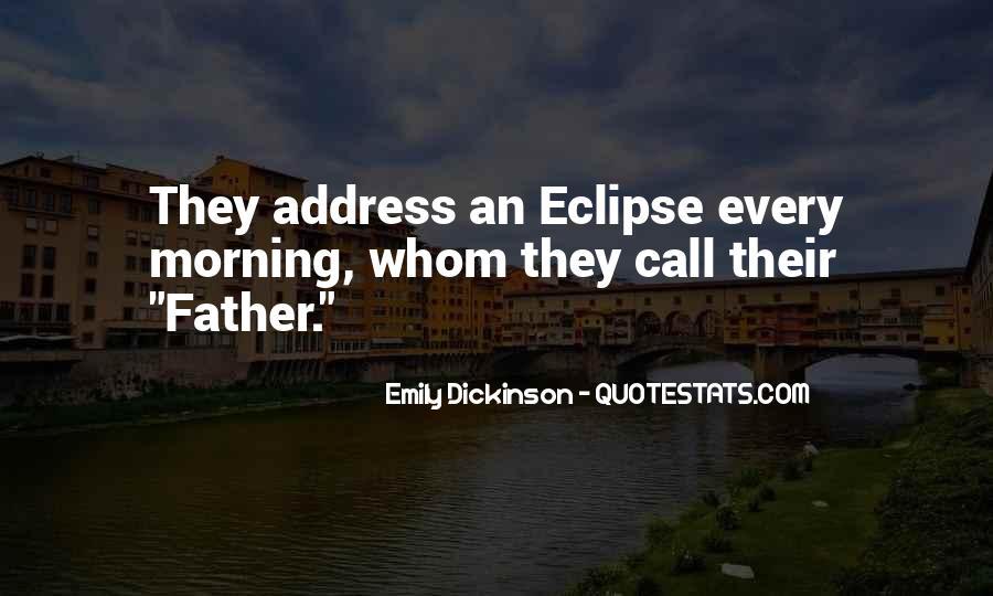 Eclipse Quotes #494446
