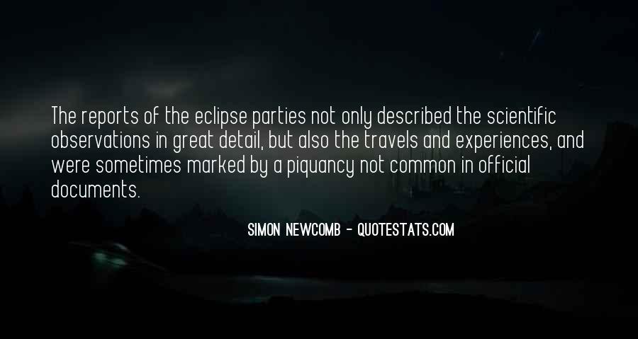 Eclipse Quotes #640440