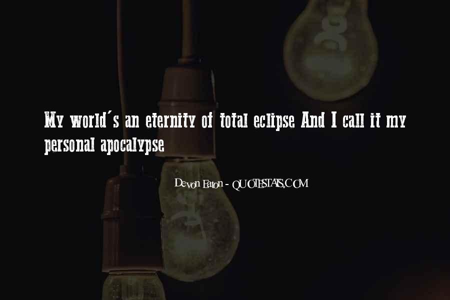 Eclipse Quotes #866948