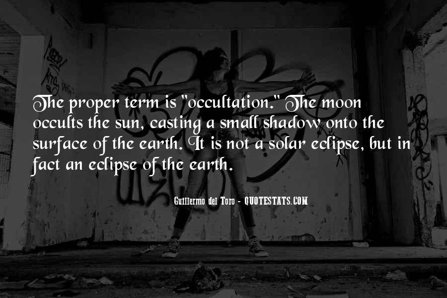 Eclipse Quotes #908192