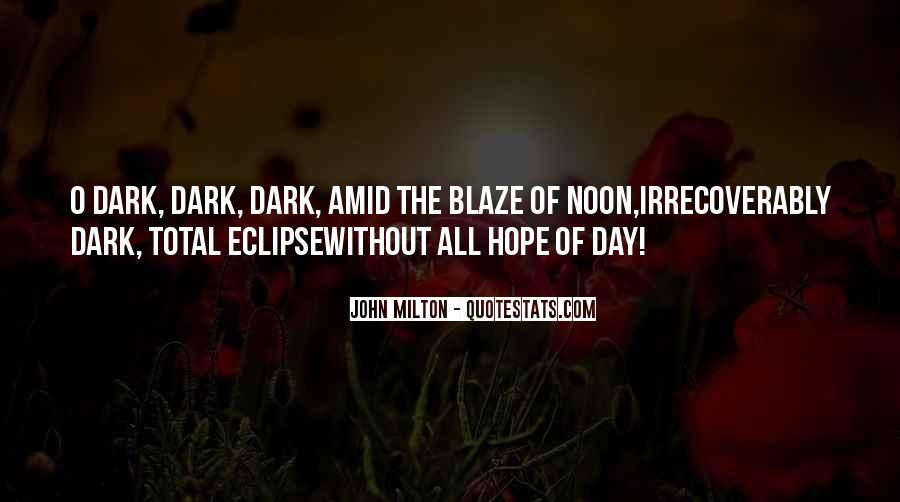 Eclipse Quotes #935242