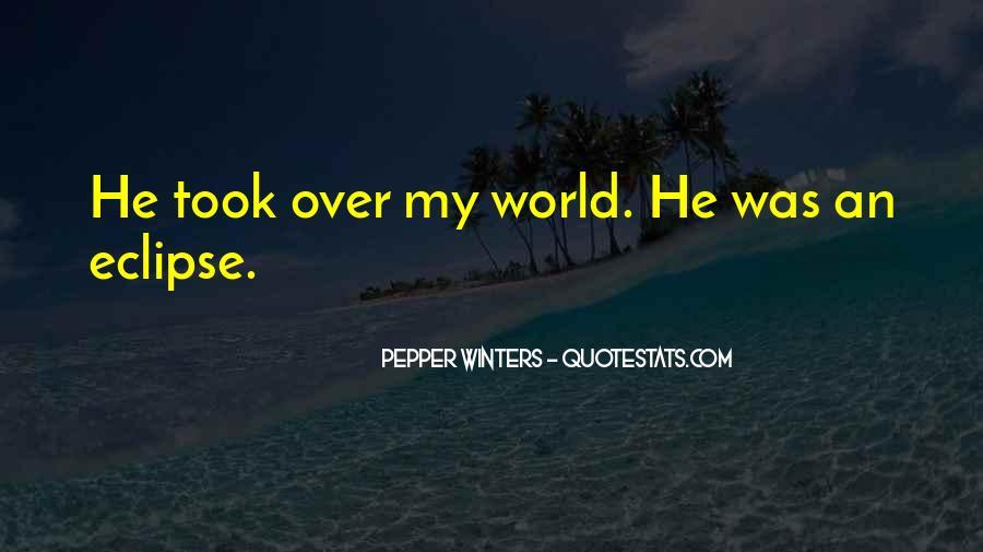 Eclipse Quotes #986503