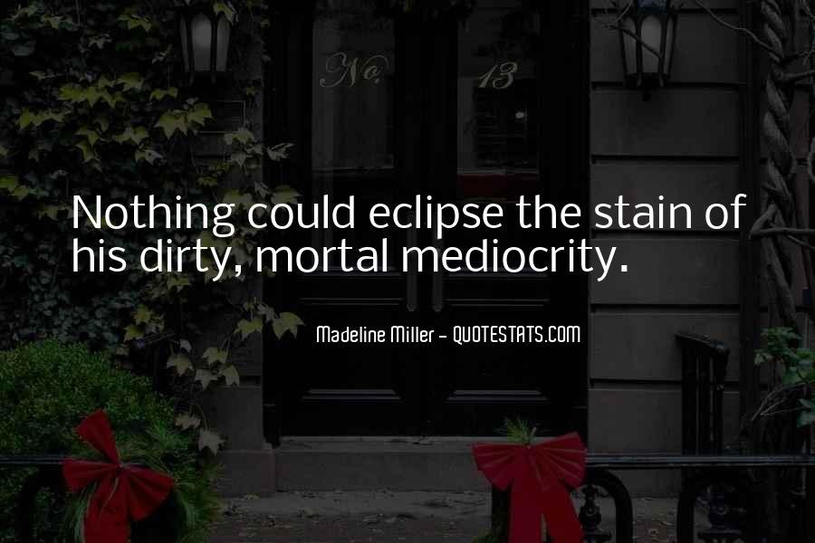 Eclipse Quotes #992806