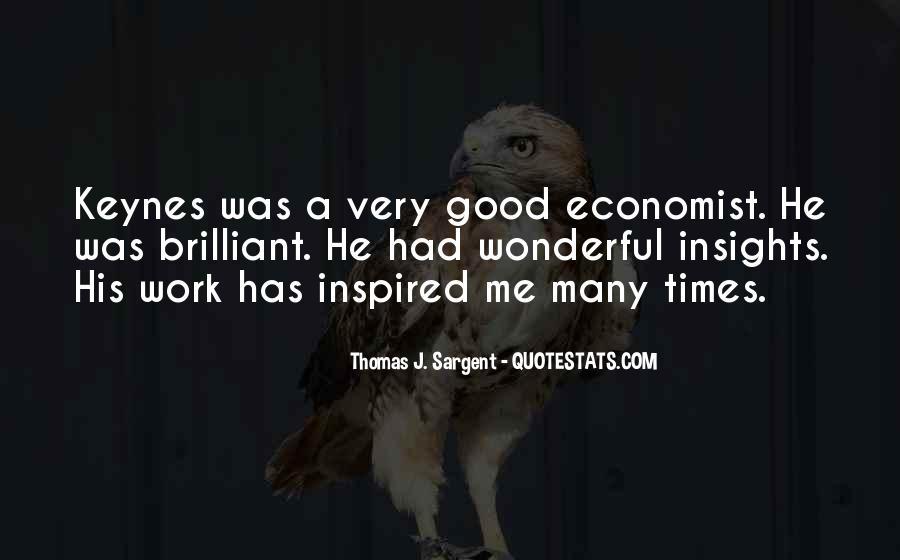 Economist Keynes Quotes #993344