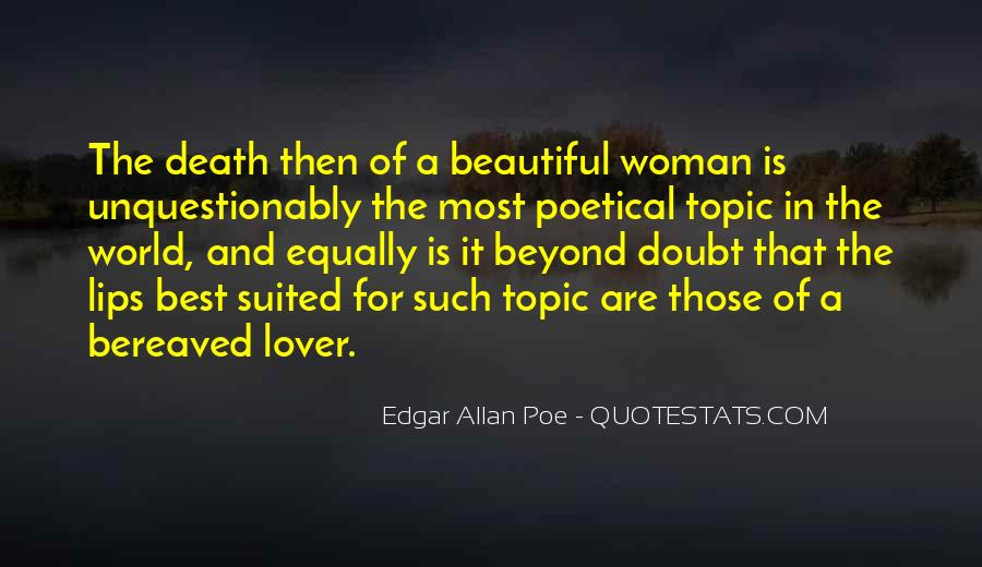 Edgar Poe Quotes #113074