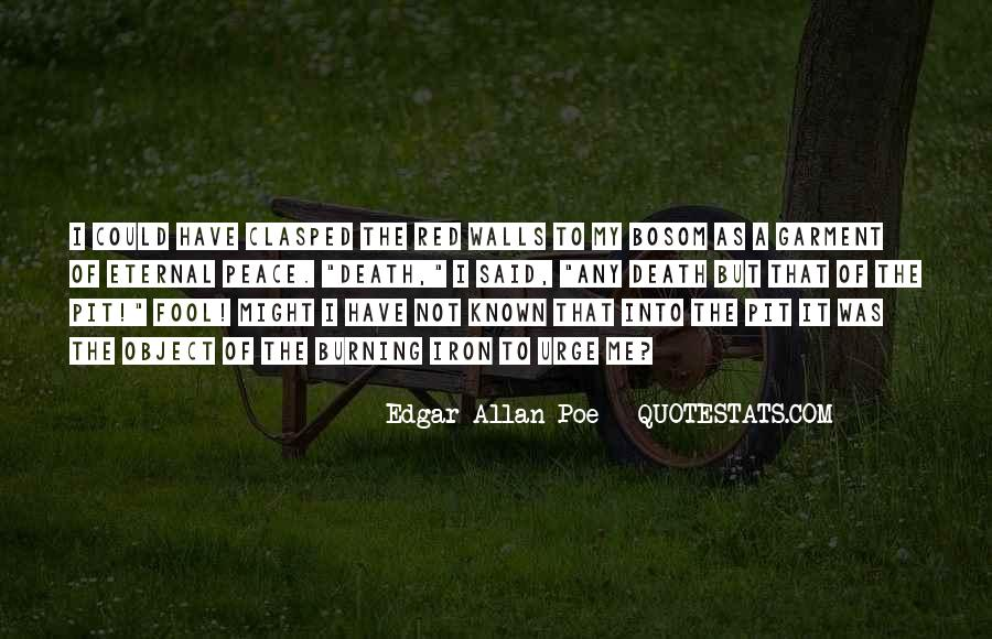 Edgar Poe Quotes #130767