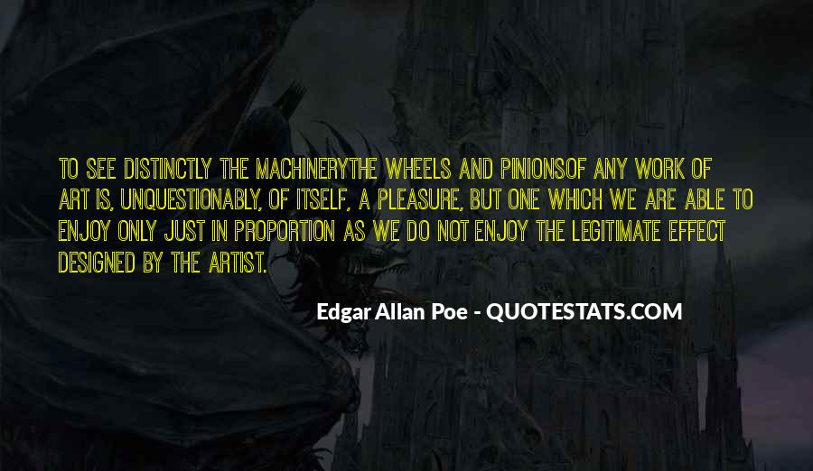 Edgar Poe Quotes #171438